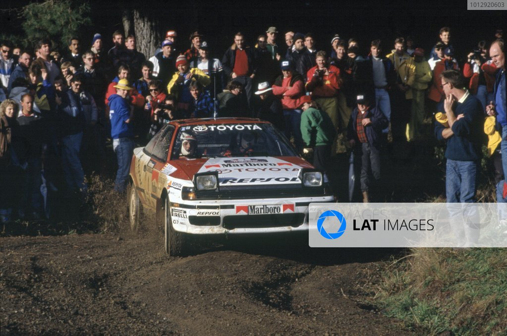 1991 World Rally Championship.