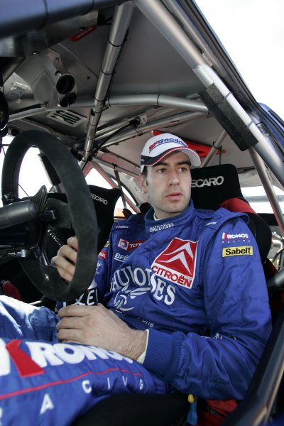 2006 FIA World Rally Champs. Round four Rally Catalunya Spain. 24-26th March 2006Xavier Pons, Citroen, portrait.World Copywright: Mcklein/LAT