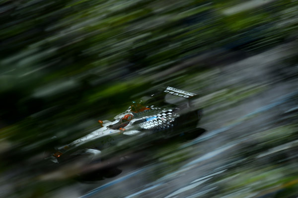Hungaroring, Budapest, Hungary.  Sunday 30 July 2017. Loic Duval (FRA), Dragon Racing, Spark-Penske, Penske 701-EV. World Copyright: Patrik Lundin/LAT Images  ref: Digital Image PL2_1061 copy