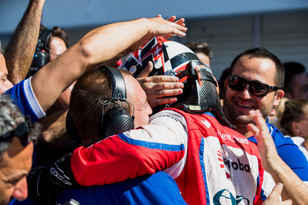 2017 GP3 Series Round 4.  Hungaroring, Budapest, Hungary. Sunday 30 July 2017. Kevin Joerg (SUI, Trident).  Photo: Zak Mauger/GP3 Series Media Service. ref: Digital Image _54I4363