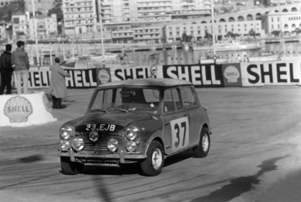 Monte Carlo, Monaco. 11th - 24th  January 1964.