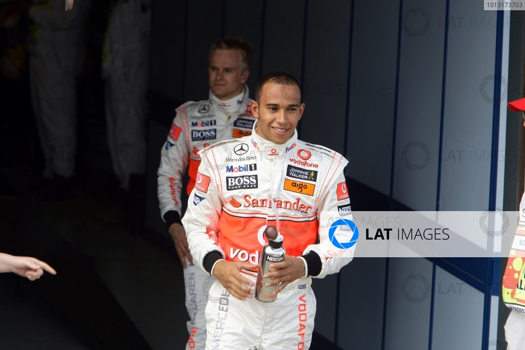 2008 Australian Grand Prix - Saturday Qualifying