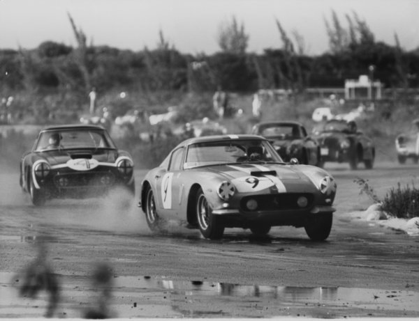 Oaks Course, Nassau, Bahamas. 10th December 1961.