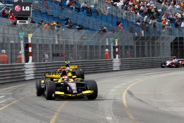 Monte Carlo, Monaco. 15th May 2010. Saturday Race.Josef Kral (CZE, Super Nova Racing). Action. Photo: Andrew Ferraro/GP2 Media Service.Ref: _Q0C7534 jpg