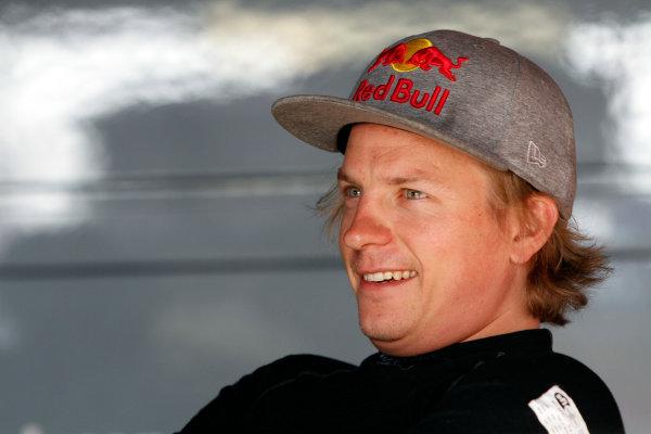 Round 09 - Rally Deutschland 18-21 August 2011.Kimi Raikkonen, Citroen WRC, Portrait.Worldwide Copyright: McKlein/LAT