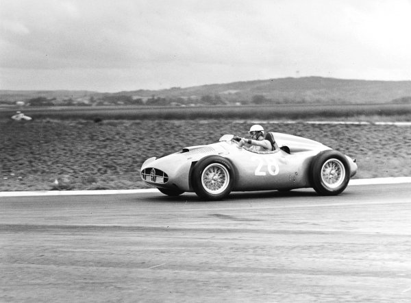 Reims, France. 29/6-1/7 1956.