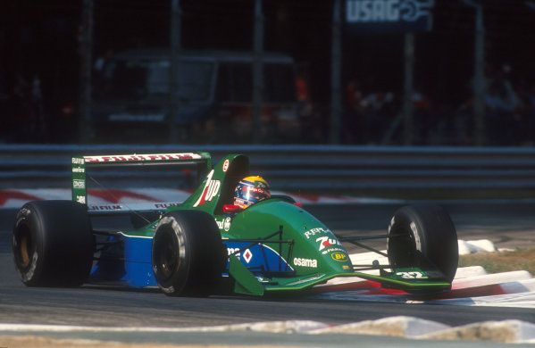 1991 Italian Grand Prix.