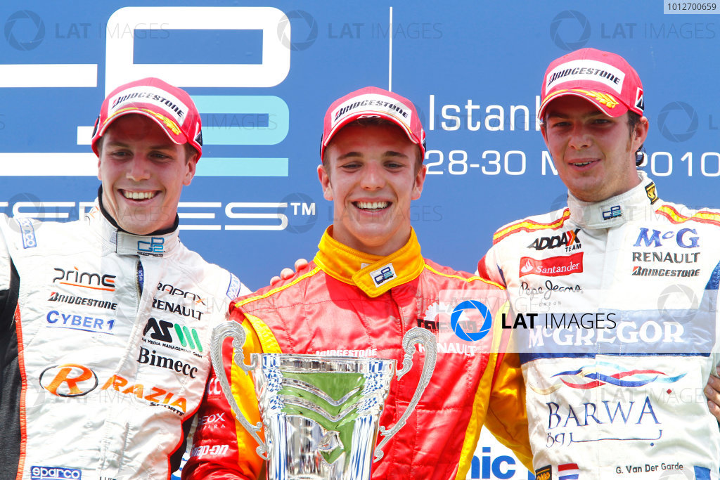 Round 3 Istanbul Park, Istanbul Turkey 30th May. 