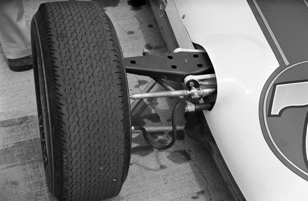 Suspension on Bob Mathouser, George Walther, Walther Offenhauser.
