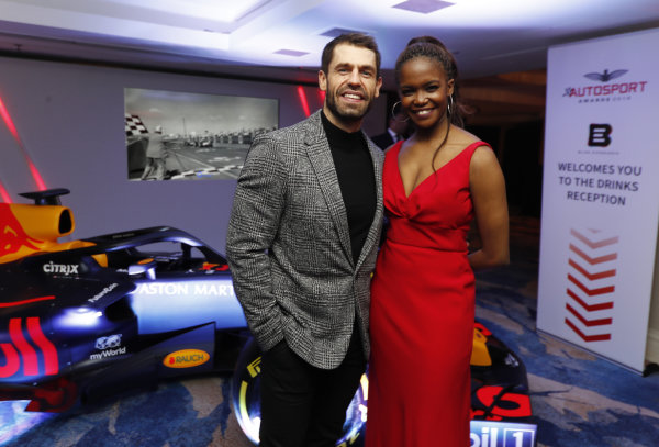Kelvin Fletcher and Strictly Come Dancing partner Oti Mabuse