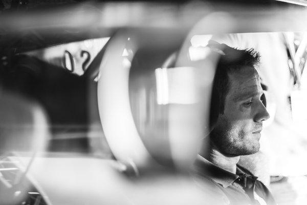 Sebastien Ogier (FRA), M-Sport World Rally Team WRC at World Rally Championship, Rd7, Rally Italia Sardegna, Preparations, Sardinia, Italy, 7 June 2017.