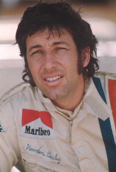 Formula 1 World Championship.Howden Ganley.Ref-G9A 01.World - LAT Photographic