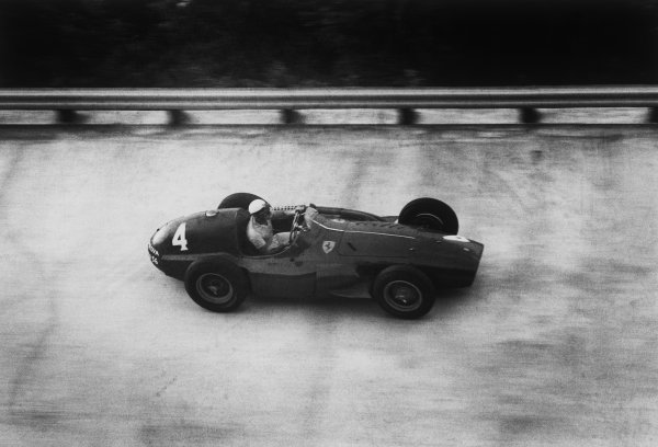 Monza, Italy. 9th - 11th September 1955.