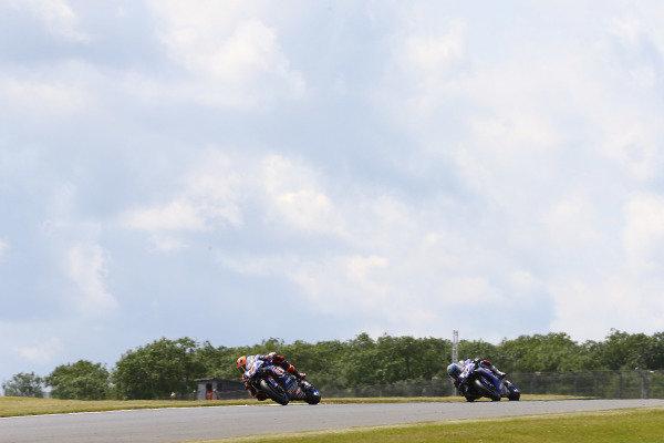 Michael van der Mark, Pata Yamaha, Marco Melandri, GRT Yamaha WorldSBK.