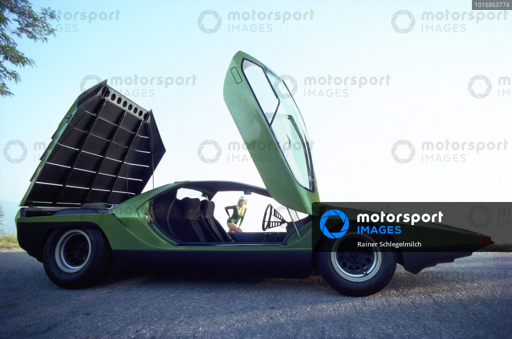 Bertone Carabo Concept Car