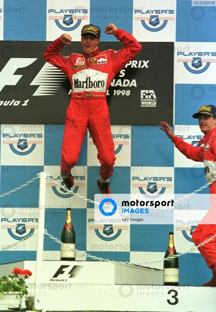 1998 Canadian Grand Prix.