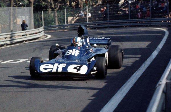1973 Spanish Grand Prix.Montjuich Park, Barcelona, Spain.27-29 April 1973.Francois Cevert (Tyrrell 006 Ford) 2nd position.  World Copyright - LAT Photographic