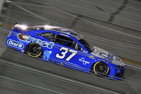 #37: Ryan Preece, JTG Daugherty Racing, Chevrolet Camaro Kroger/Crest