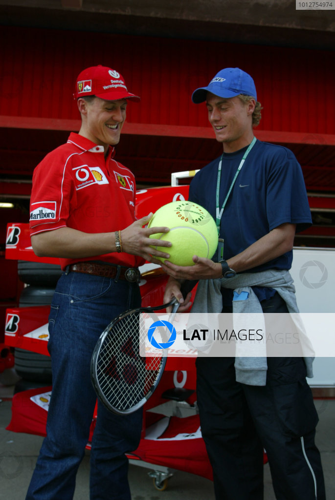 2002 Spanish Grand Prix - Preview