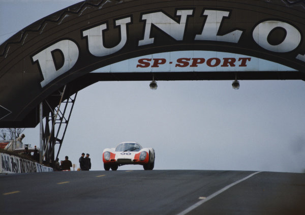 Rico Steinemann / Dieter Spoerry, Squadra Tartaruga, Porsche 907 LH.