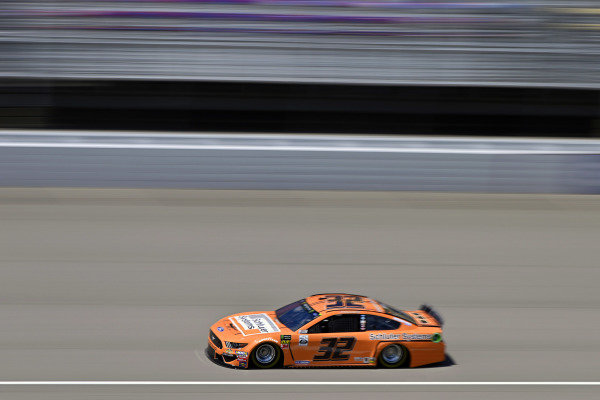 #32: Corey LaJoie, Go FAS Racing, Ford Mustang Schluter Systems