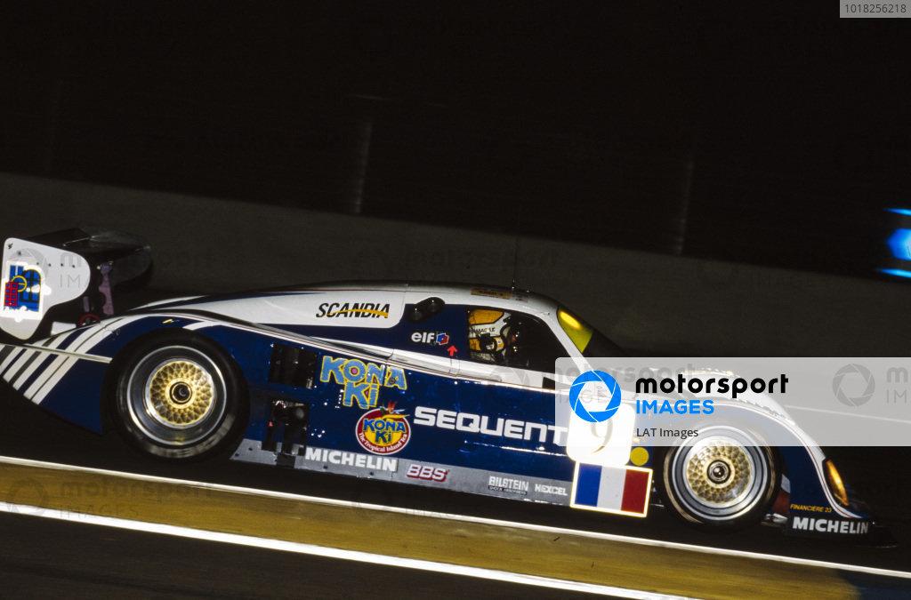 Jean-Louis Ricci / Andy Evans / Philippe Olczyk, Courage Compétition, Courage C32LM Porsche.