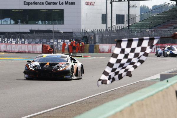 #63 Lamborghini Huracan GT3 / FFF RACING TEAM BY ACM / Andrea Caldarelli / Hiroshi Hamaguchi