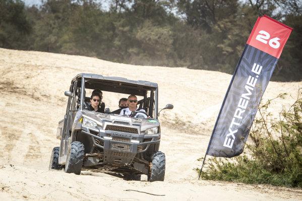 Jamie Chadwick (GBR), Veloce Racing, and Stephane Sarrazin (FRA), Veloce Racing