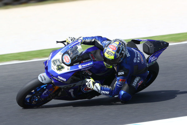 Federico Caricasulo, GRT Yamaha.