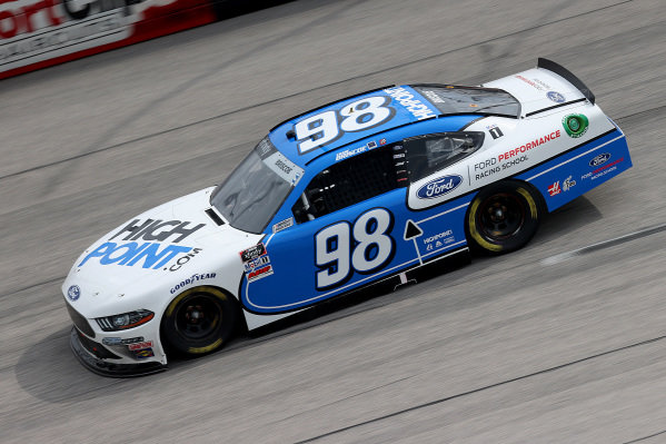 Chase Briscoe, Stewart-Haas Racing Ford, Copyright: Chris Graythen/Getty Images.