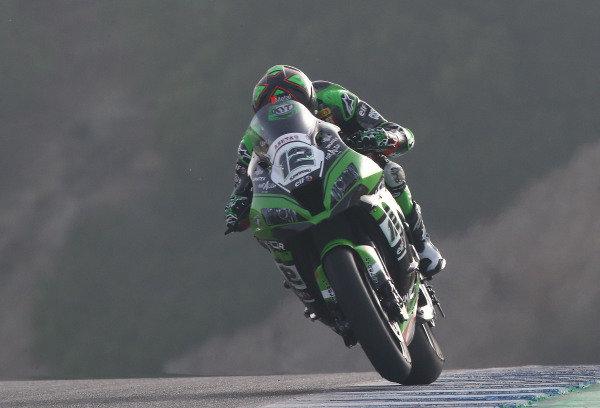 Xavi Fores, Kawasaki Piccetti Racing.