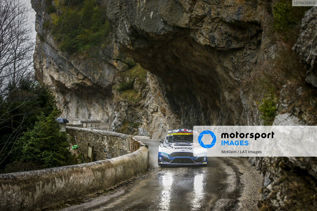 Adrien Fourmaux (FRA), M-Sport World Rally Team, Ford Fiesta MkII Rally2