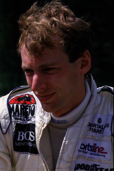 Formula 1 World Championship.Stefan Bellof (Tyrrell-Ford Cosworth).World - LAT Photographic