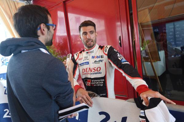 Jose Maria Lopez, Toyota Gazoo Racing
