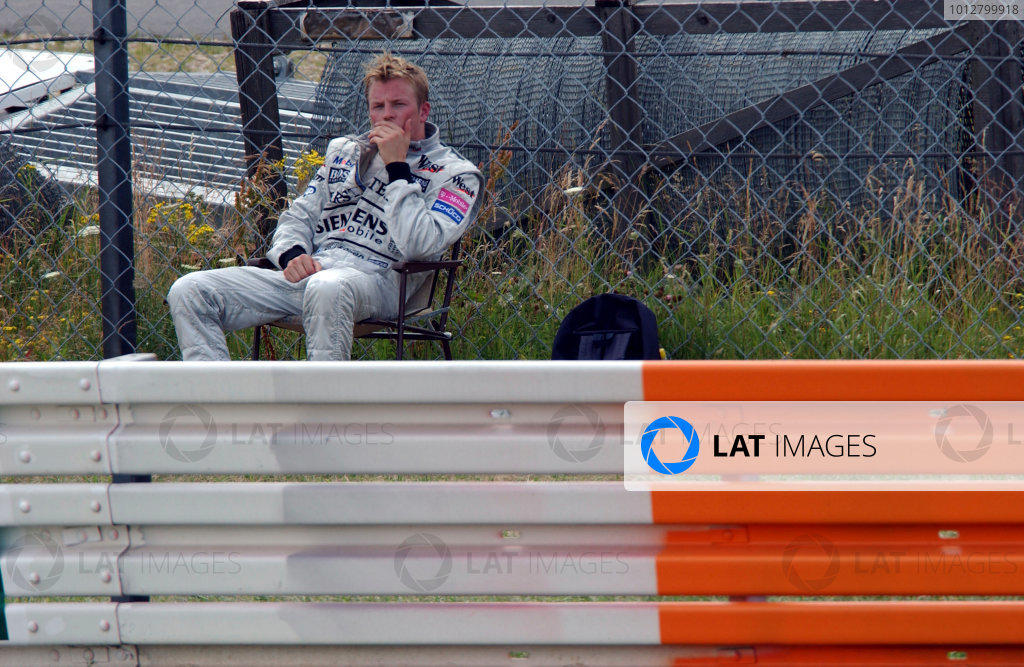 2003 European Grand Prix - Race