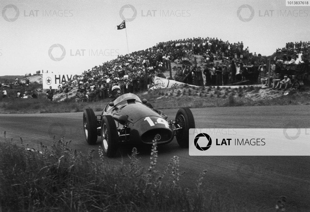 1955 Dutch Grand Prix.