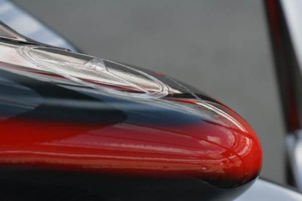 2007 British Grand Prix - Saturday QualifyingSilverstone, Northamptonshire, England.7th July 2007.The nose of the McLaren MP4/22. Detail.World Copyright: Steven Tee/LAT Photographicref: Digital Image YY2Z5446