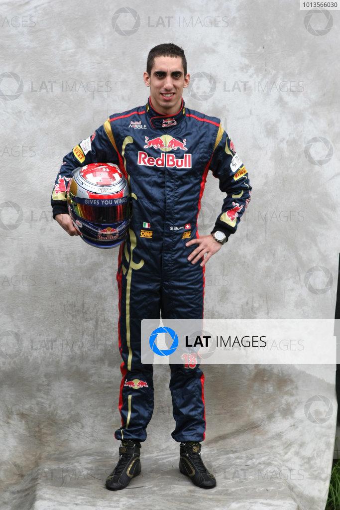 Albert Park, Melbourne, Australia24th March 2011.Sebastien Buemi, Toro Rosso STR6 Ferrari. World Copyright: LAT Photographicref: Digital Image2_LC1326