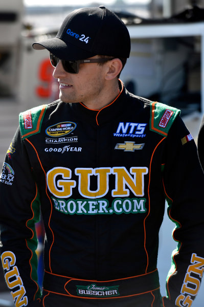 27-28 February 2015, Hampton, Georgia USA James Buescher ? 2015, Nigel Kinrade LAT Photo USA