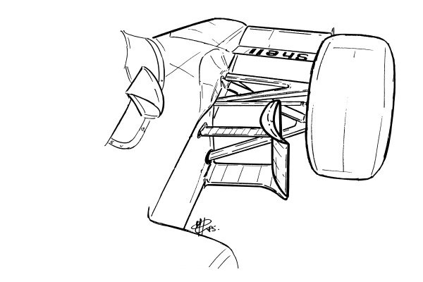 Mclaren F1 Engine Diagram
