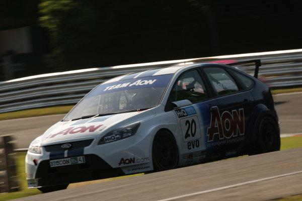 31st May Oulton Park, CheshireAlan Morrison (GBR) - Team Aon Ford Focus STWorld Copyright: Jakob Ebrey/LAT Photographic