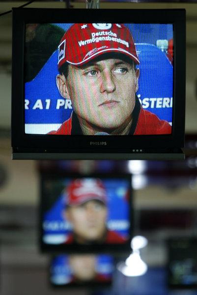 2003 Austrian Grand Prix - Thursday,2003 Austrian Grand Prix Spielberg, Austria. 15th May 2003 World Copyright: Steve Etherington/LAT Photographic ref: Digital Image Only