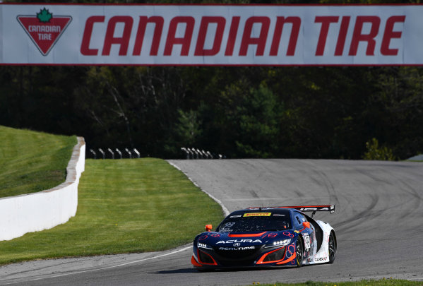 Pirelli World Challenge Victoria Day SpeedFest Weekend Canadian Tire Motorsport Park, Mosport, ON CAN Friday 19 May 2017 Peter Kox/ Mark Wilkins World Copyright: Richard Dole/LAT Images ref: Digital Image RD_CTMP_PWC17028