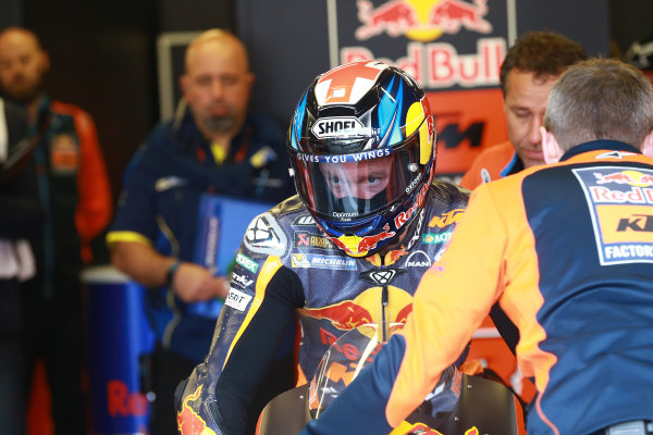 2017 MotoGP Championship - Round 5 Le Mans, France Saturday 20 May 2017 Bradley Smith, Red Bull KTM Factory Racing World Copyright: Gold & Goose Photography/LAT Images ref: Digital Image 671035