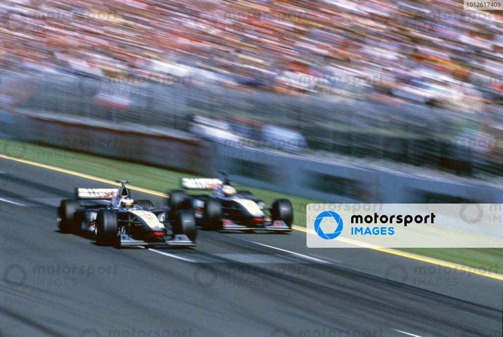 1998 Australian Grand Prix.