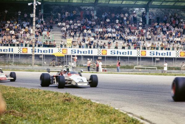 Silvio Moser, Brabham BT38 Ford/Schenker.