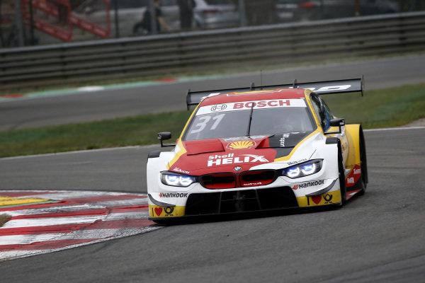Shelton van der Linde, BMW Team RBM, BMW M4 DTM.