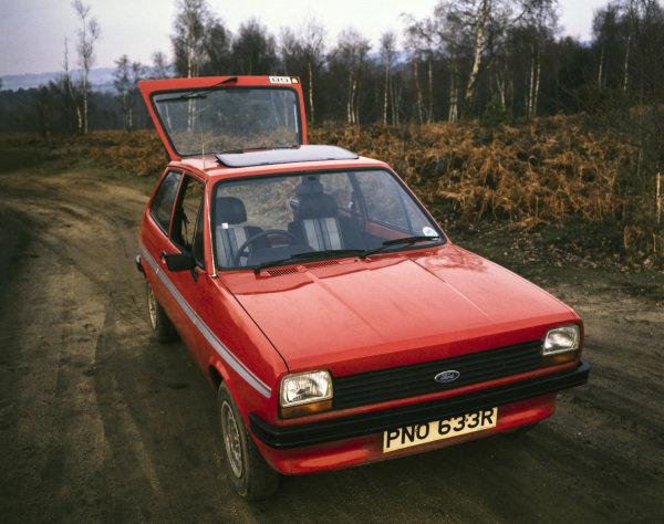 Ford Fiesta S.