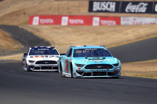 #78: Scott Heckert, Live Fast Motorsports, Ford Mustang Surface Sunscreen