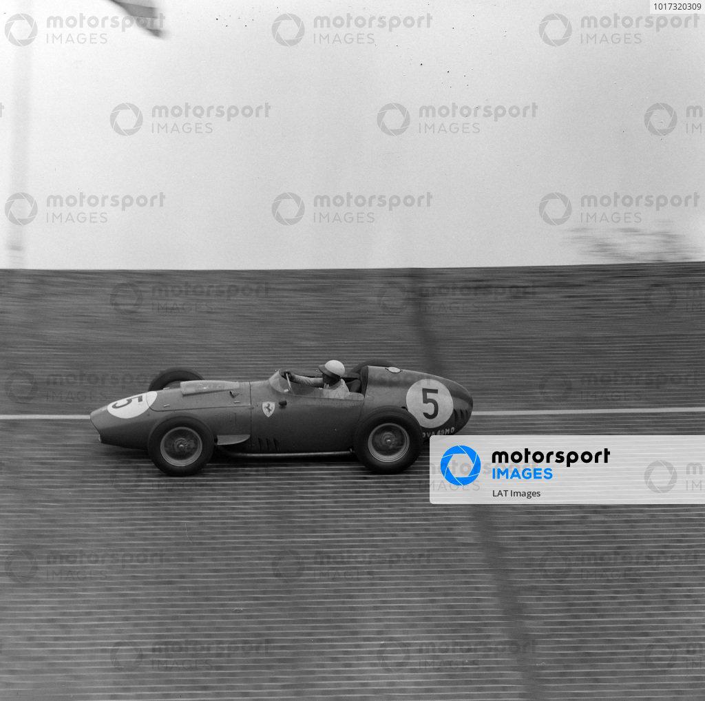 Phil Hill, Ferrari 246.